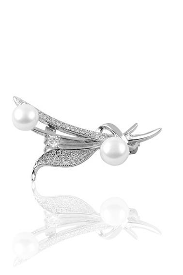 Söğütlü Silver Anahtarlık Beyaz
